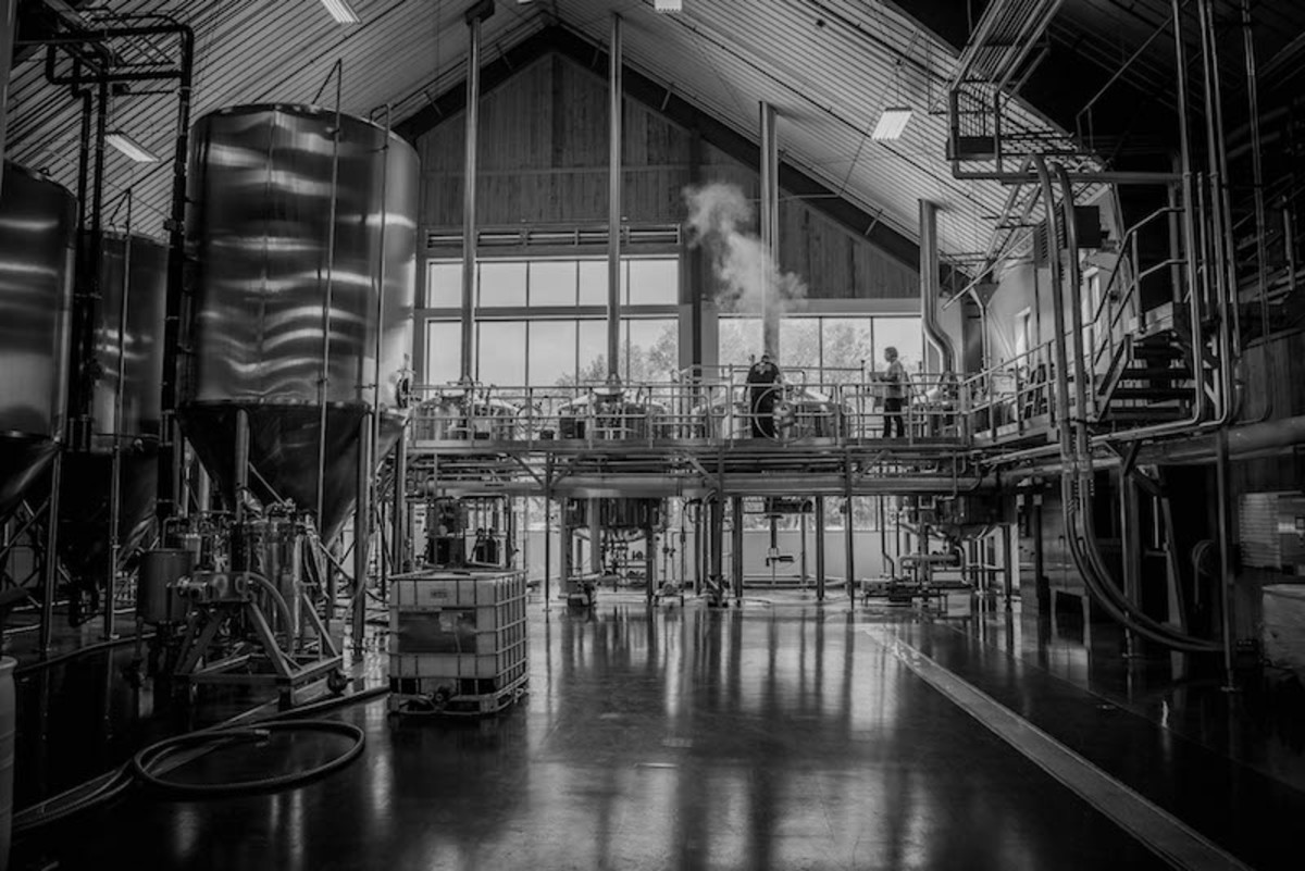 Empire's New Brewhouse